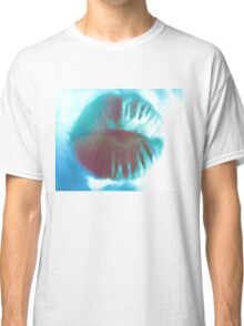 Sensual female lips Classic T-Shirt
