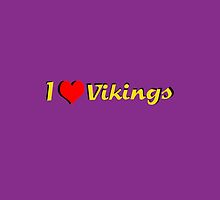 I love Vikings by Gypsykiss