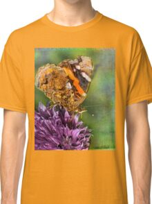 The Red Admiral. Classic T-Shirt