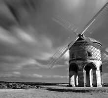 Chesterton Windmill by Rachel Slater