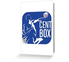 CENTBOX Greeting Card