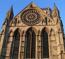 York Minster UK by patjila