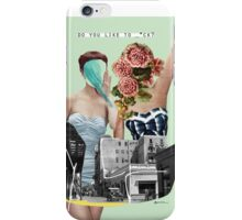 Do you like to _*ck? iPhone Case/Skin