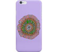 Serenity flower iPhone Case/Skin