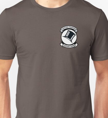 Tophatters - VF-14 Unisex T-Shirt