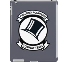 Tophatters - VF-14 iPad Case/Skin