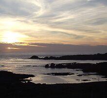 malin  head  sunset   ireland by paddymc
