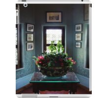 Cabinet at Chenonceau iPad Case/Skin