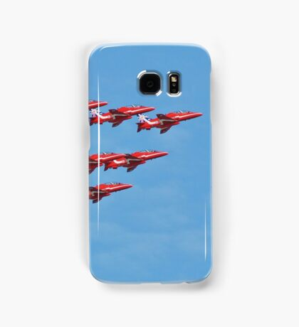 The Red Arrows, Eastbourne Samsung Galaxy Case/Skin