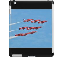 The Red Arrows, Eastbourne iPad Case/Skin