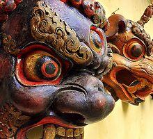Faces of Bhutan by yaana