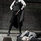 Ripper and Victim by Nando MacHado