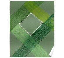 Greenly Green Poster