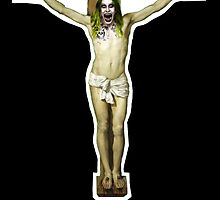 Jared Joker Jesus by AllieJoy224