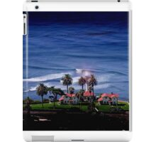Cabrillo Light House by the Ocean iPad Case/Skin