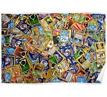 Pokemon Cards Poster