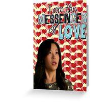 Season 5 Teen Wolf Greeting Cards [Kira] Greeting Card