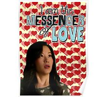 Season 5 Teen Wolf Greeting Cards [Kira] Poster