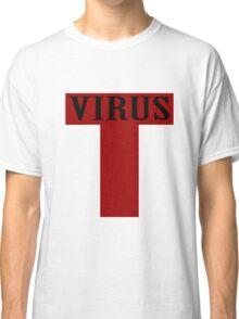 T virus geek funny nerd Classic T-Shirt