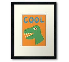 Vincent Adultman's Son's Shirt Framed Print