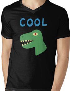 Vincent Adultman's Son's Shirt Mens V-Neck T-Shirt