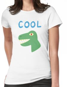 Vincent Adultman's Son's Shirt Womens Fitted T-Shirt