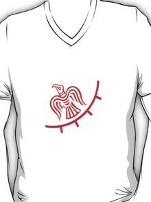 Viking flag geek funny nerd T-Shirt