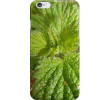 A Nettle With Light iPhone Case/Skin