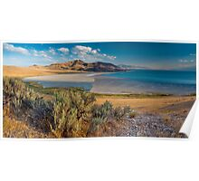 Frary Peak from Buffalo Point Poster