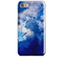 God just Puked AWESOME in the Sky iPhone Case/Skin