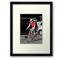 """""""dreamcycle"""" Framed Print"""