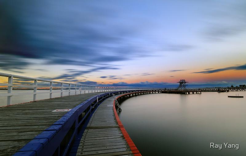 Eastern beach swimming enclosure by Ray Yang