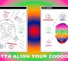 Zone Theory Align Zones Tim and Eric by PrettyStuff