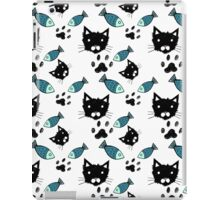 moe cat  iPad Case/Skin