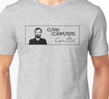 Clark Computers Unisex T-Shirt
