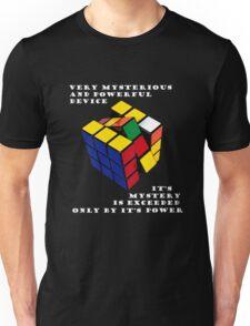 Continuum Transfunctioner White text Unisex T-Shirt