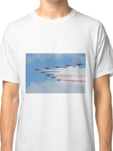 Red Arrows display team Classic T-Shirt
