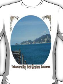 Tokomaru Bay, Eastcoast, New Zealand Aotearoa T-Shirt
