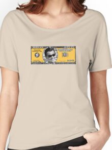 THE WOLF OF WALL STREET - FUN COUPON Women's Relaxed Fit T-Shirt