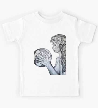 Mother Earth Kids Tee