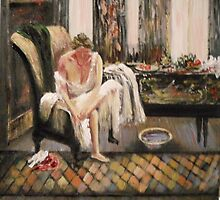 The Footbath By Helen Turner, 1917 by Jsimone