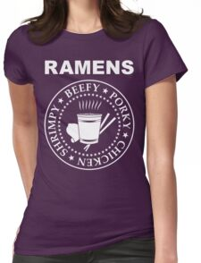 The Ramens Womens Fitted T-Shirt