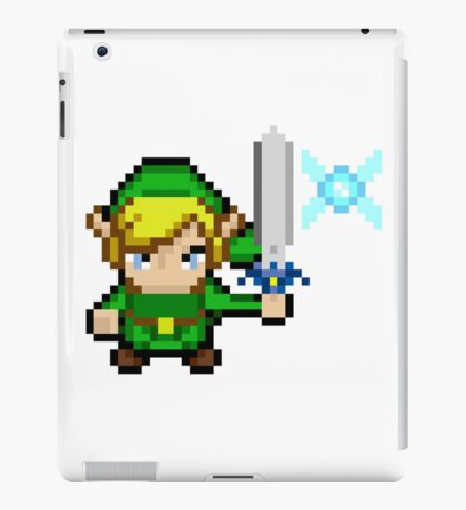 Pixel Link and Navi iPad Case/Skin