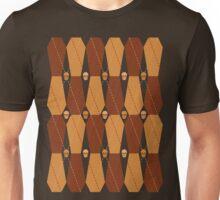 Coffin Plaid Unisex T-Shirt