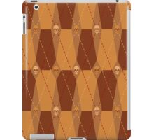 Coffin Plaid iPad Case/Skin