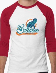 Bay Harbor Butchers Men's Baseball ¾ T-Shirt