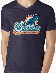 Bay Harbor Butchers Mens V-Neck T-Shirt