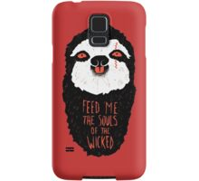 Evil Sloth Samsung Galaxy Case/Skin