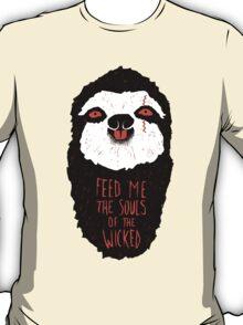 Evil Sloth T-Shirt
