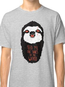 Evil Sloth Classic T-Shirt
